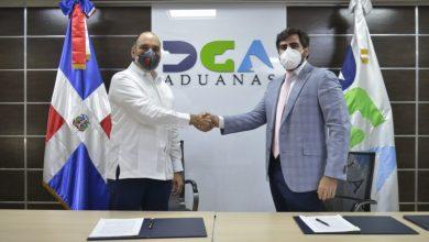 Photo of Aduanas y DR-TRADE firman acuerdo para mejorar cadena logística