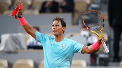 """Photo of Nadal tras su debut en Roland Garros: """"Tengo que hacer daño con cada golpe"""""""
