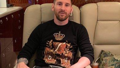 Photo of El increíble jet privado de Messi, por dentro 15 millones de euros y lujos de todo tipo