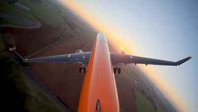 Photo of Video – El avión con alas plegables que revolucionará la aviación