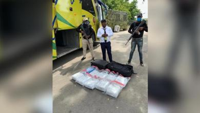 Photo of Detienen en Copey conductor de empresa Caribe tours con presunta droga