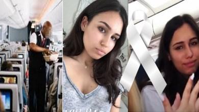 Photo of Joven pierde la vida al comer un sándwich en un avión