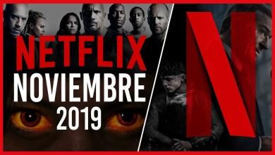 Photo of Netflix: Los estrenos de noviembre