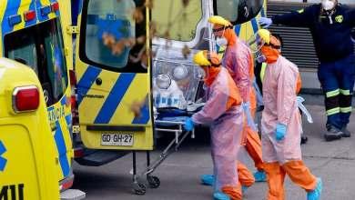 Photo of Chile registra 40 muertes y 1,607 nuevos casos de coronavirus en 24 horas