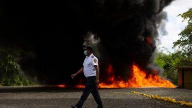 Photo of Procuradora preside incineración de más de dos toneladas de drogas