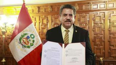 Photo of Manuel Merino, un impensado presidente hacia el bicentenario de Perú