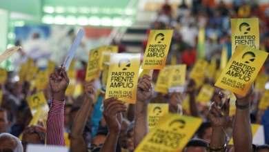 Photo of El Frente Amplio llama al Gobierno a girar su política exterior