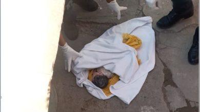 Photo of Abandonan a un recién nacido en un tanque de basura en San Cristóbal