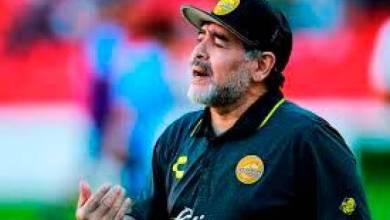 Photo of Muere Diego Armando Maradona