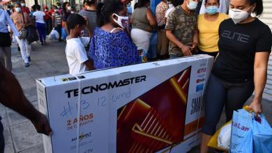 Photo of Los televisores, los artículos más buscados en este Viernes Negro