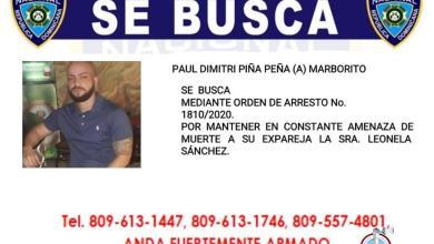 Photo of Policía busca hombre tras amenazar de muerte a su expareja