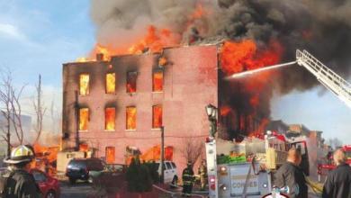 Photo of Explosión en área donde residen dominicanos en El Bronx deja 9 heridos; dos de gravedad