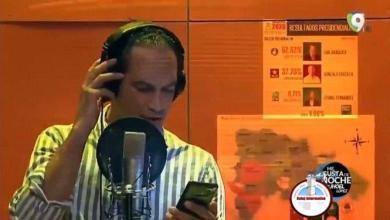 Photo of José Laluz anuncia su salida del PLD con un rap «aceptemos que hace tiempo el partido colapsó»