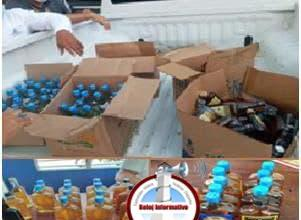 Photo of Mueren otras tres personas por intoxicación alcohólicas; se elevan a doce los fallecidos en Línea Noroeste e incautan cientos de botellas.