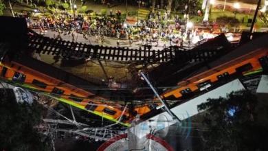Photo of México: Suben a 23 los muertos y 65 hospitalizados al desplomarse un tren
