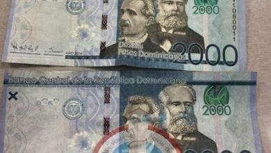Photo of Banco Central hace aclaración sobre billete de RD$2000