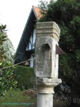 reloj de sol Oleiros pazo
