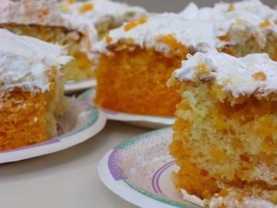Balcony Girls Jello cake