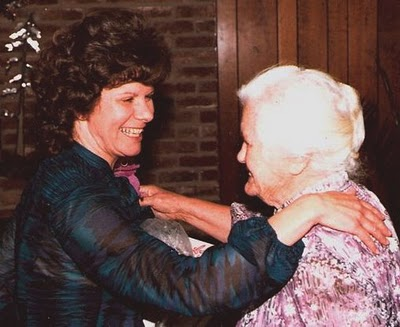 Mom and Grandma Dubs