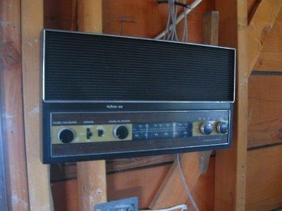 old intercom system