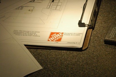 Home Depot plans