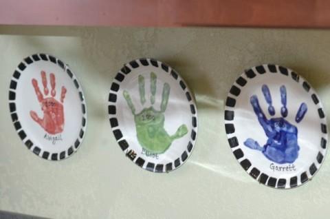 Hand Plates