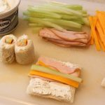 Birthday Party: Sushi Sandwiches are Easy