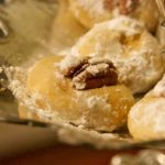 Russian Teacakes with Maple