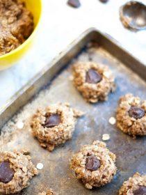 Chocolate Peanut Butter No-Bake Cookies Recipe
