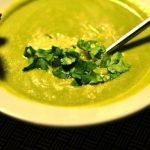 Fresh English Pea Soup