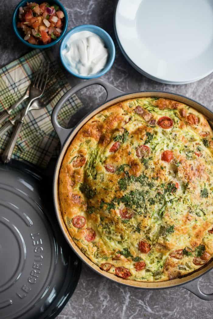 How to Make Impossible Quiche Pie Recipe