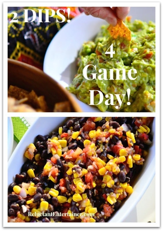 2 Easy Game Day Dip Recipes