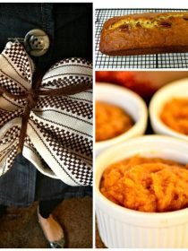 Wrap it Up Hospitality with Butternut Banana Bread Recipe
