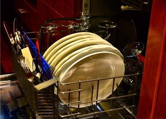GE Hybrid Dishwasher | reluctantentertainer.com