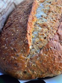 La Brea Bakery Whole Grain Bread