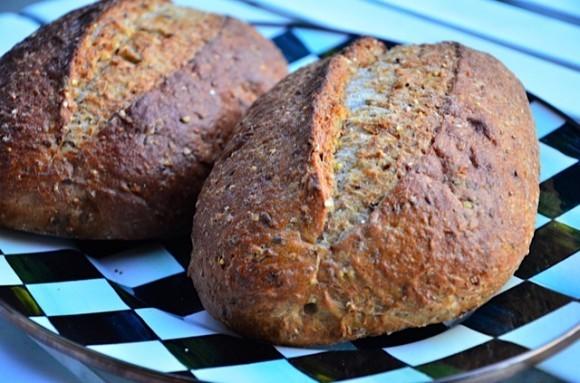 La Brea Bakery Whole Grain Bread