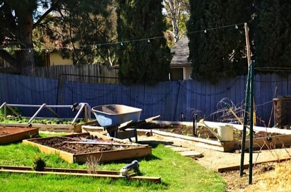 Spring gardening | reluctantentertainer.com
