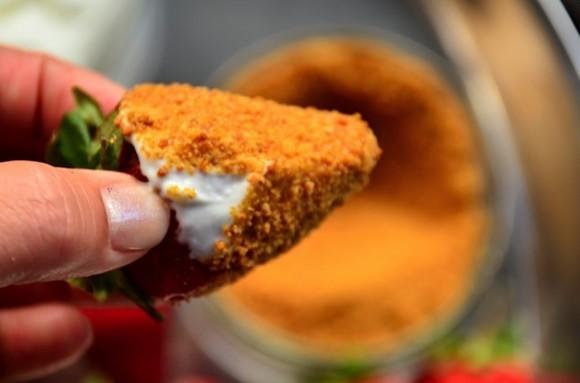 Strawberries, Greek Yogurt, Coconut Sugar | Reluctant Entertainer