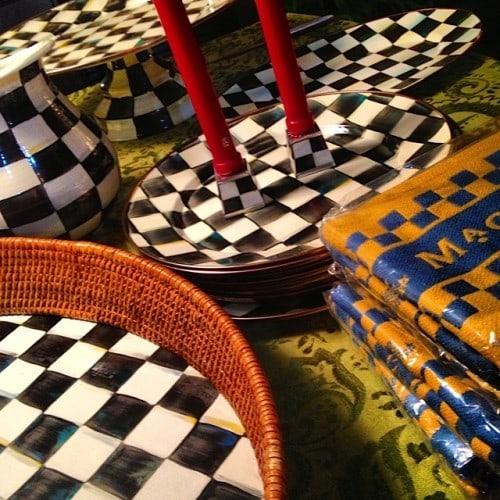 MacKenzie-Childs Dinner Party
