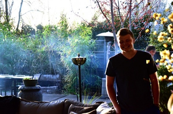 First BBQ of season | Reluctant Entertainer