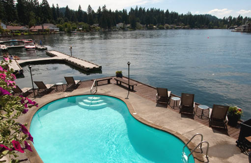 Lakeshore Inn, Lake Oswego