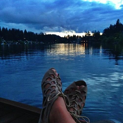 Lakeshore Inn, Oregon on Lake Oswego