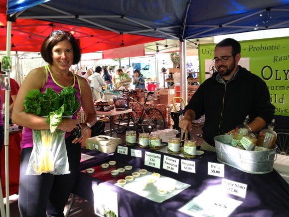 Farmer's Market Downtown Portland
