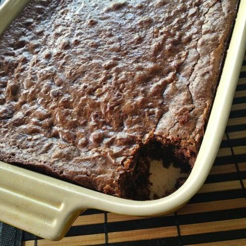 Gluten Free Chocolate Brownie