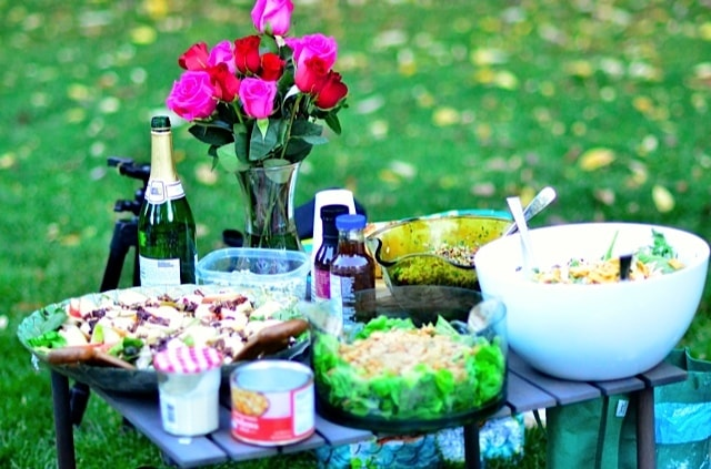 October Picnic in the Park