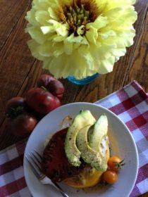 Garden Breakfast | ReluctantEntertainer.com