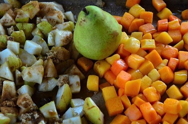 Pear Butternut Spread