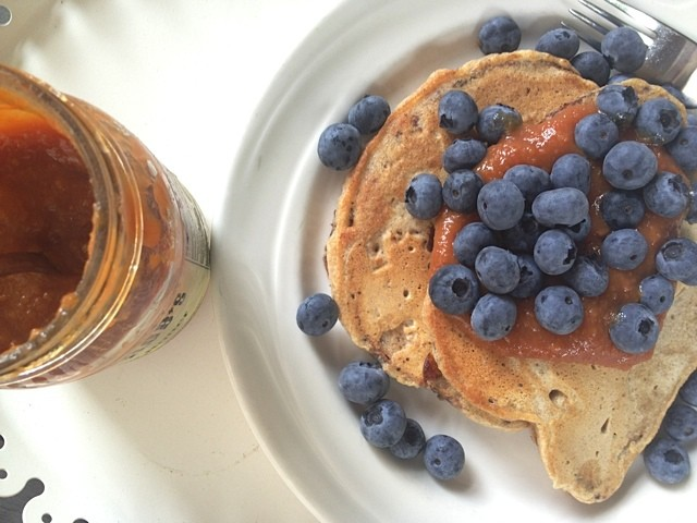 French Toast with Sweet Potato Butter