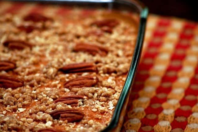 Orange Sweet Potato Recipe   ReluctantEntertainer.com