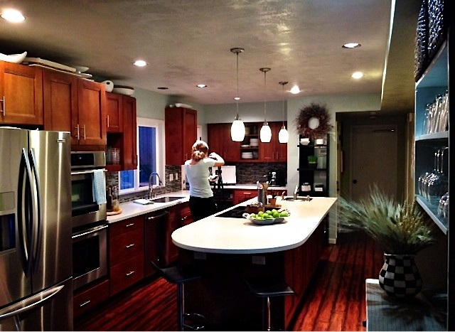 Lowe's Home Improvement Kitchen Re-do